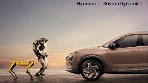 Hyundai Now Owns Robot Maker Boston Dynamics