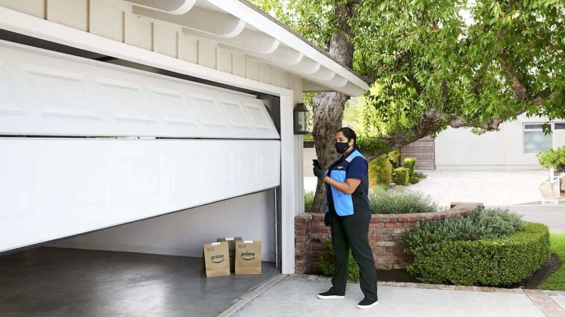 Amazon Expands In-Garage Grocery Delivery to More Prime Members