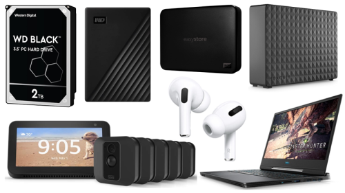 Today's Deals: AirPods Pro for $220, Extra $120 Off 4K Dell G7 15