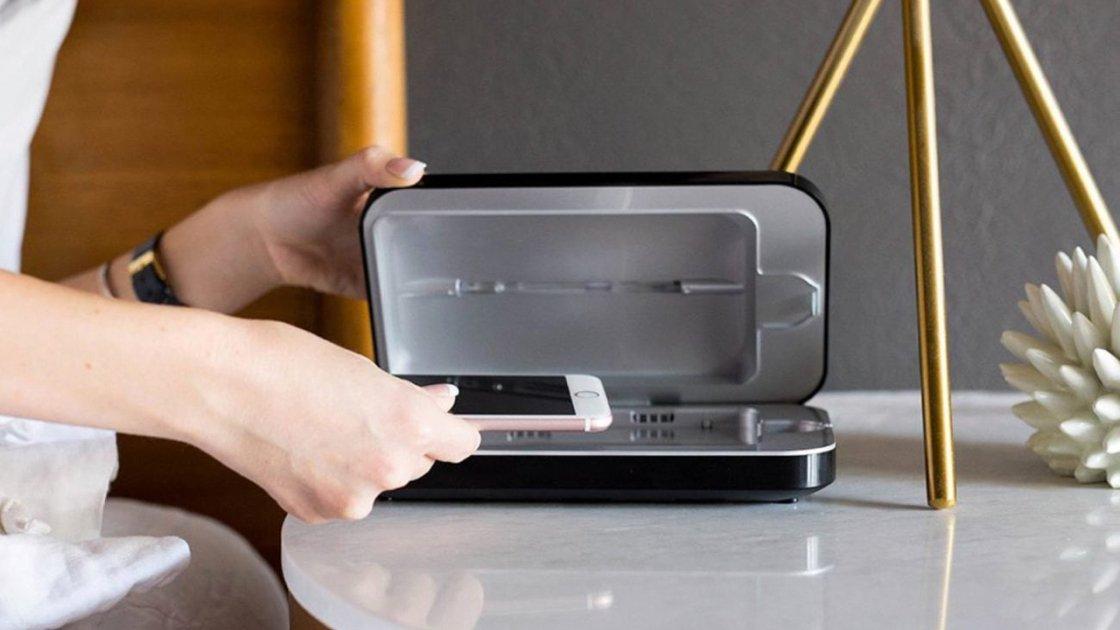 Do UV Light Phone Sanitizers Really Work Against COVID-19? We Investigate