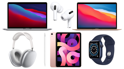 Apple Mother's Day Deals: Save on M1 MacBooks, iPads, and AirPods