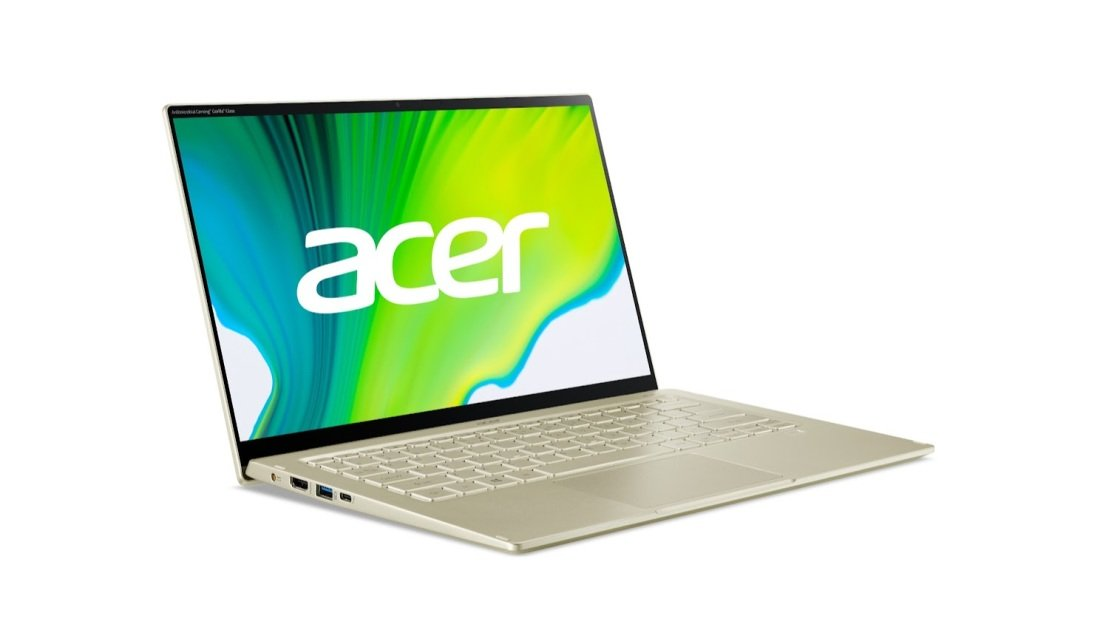 New Acer Swift Laptops Arrive in November With Intel's 'Tiger Lake' Chips