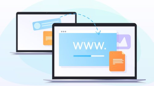 How to Transfer a Website to a New Domain