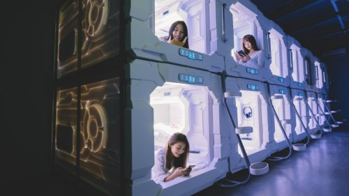 You Are Not Alone: Hacking a Capsule Hotel
