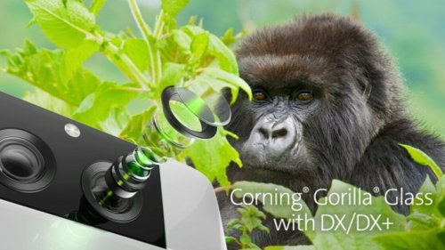 Corning Launches Gorilla Glass With DX for Smartphone Cameras