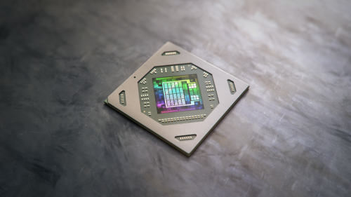 RDNA 2 Hits Laptops: AMD Unveils Radeon RX 6000M Series Graphics for Gaming Notebooks