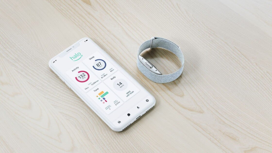 Amazon Launches an AI-Powered Health and Wellness Band Called Halo