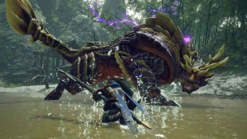 Monster Hunter Rise Fixes a Flawed Franchise