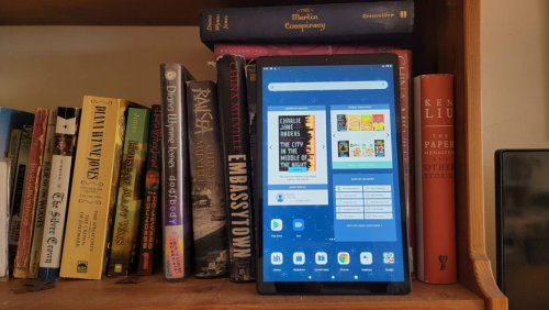 """Barnes & Noble Nook 10"""" HD Tablet Designed With Lenovo Review"""