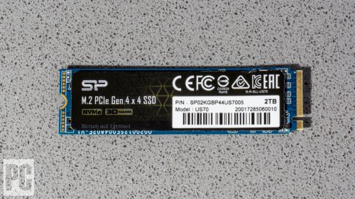Silicon Power US70 Review