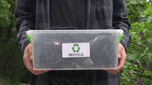 How to Recycle Your Electronics