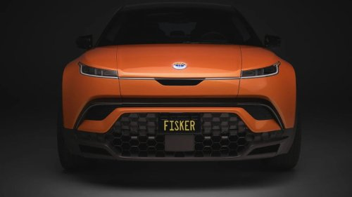 Fisker and Foxconn Agree to Co-Develop Project PEAR Electric Vehicle