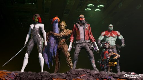 Sorry, Guardians of the Galaxy, But Superhero Games Shouldn't Look Like Bootleg Movies