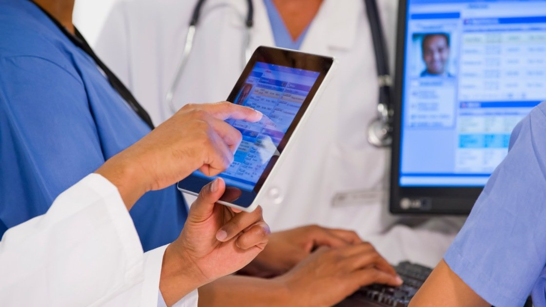 Your Personal Health Data Is Not Safe
