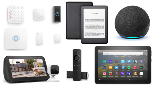 Amazon Mother's Day Deals: Gift a Kindle, Fire Tablet, Echo Show, or Echo Dot