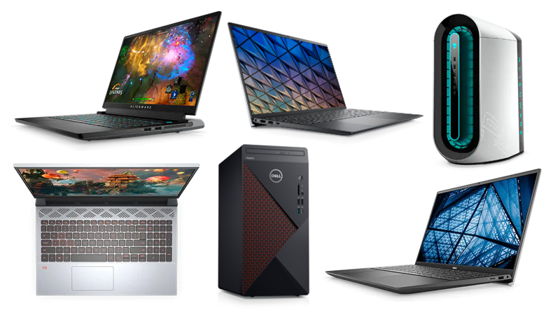 Dell's Black Friday in July Sale: Save on Vostro, Inspiron, XPS, Alienware PCs, More