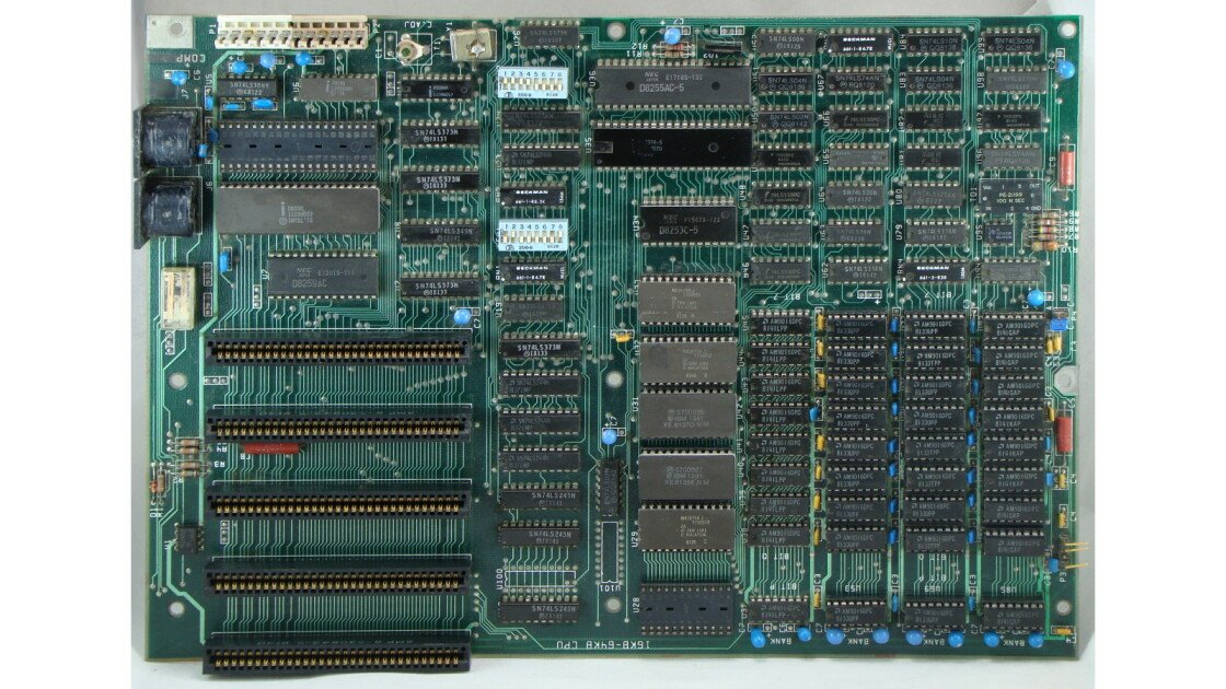 Why the IBM PC Had an Open Architecture