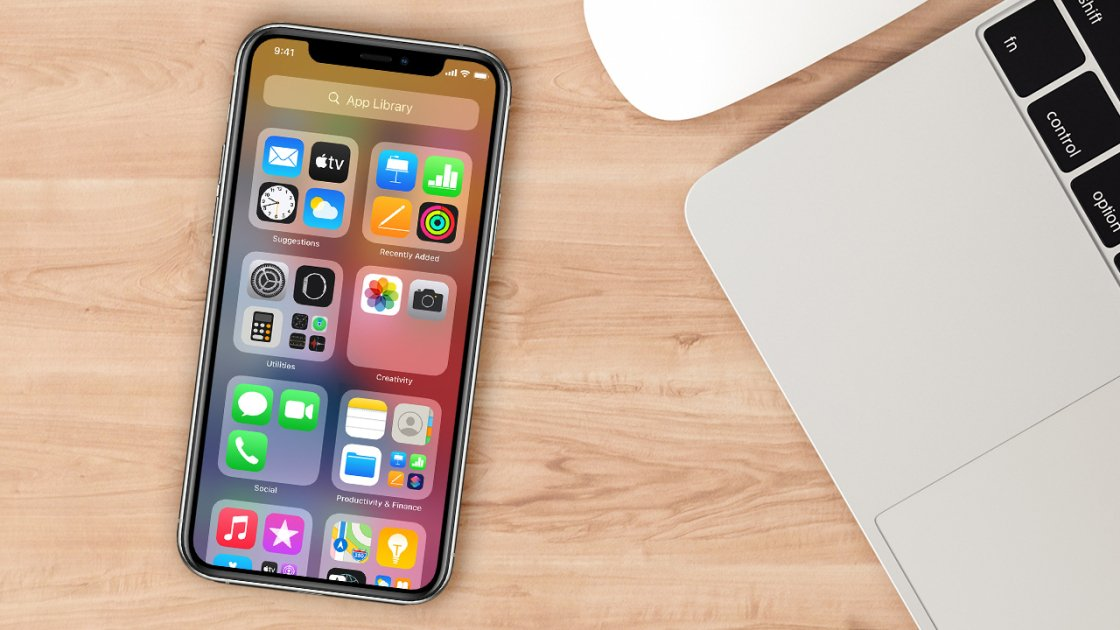How to Organize Your Home Screen With iOS 14's App Library
