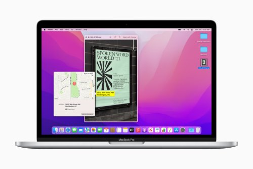 Intel-Based Macs Won't Get Every MacOS Monterey Feature