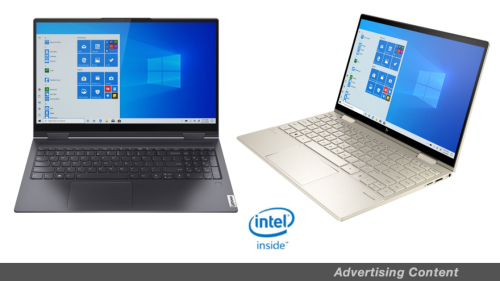 Intel Back-to-School Deals: Save on Laptops Powered by 11th Gen Intel Core CPUs