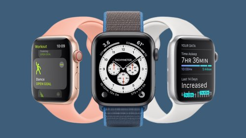 Apple Watch Will Finally Get Sleep Tracking With WatchOS 7