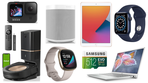 Tech Gifts Delivered by Christmas: iPad for $299, Sonos One Gen 2 Speaker for $159
