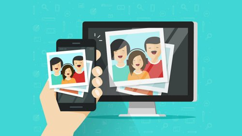 How to Wirelessly Transfer Photos From Your Phone to Your PC