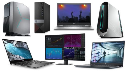 Dell: Save on XPS Laptops, Alienware PCs, More