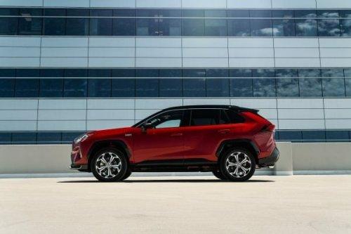 2021 Toyota RAV4 Prime Review