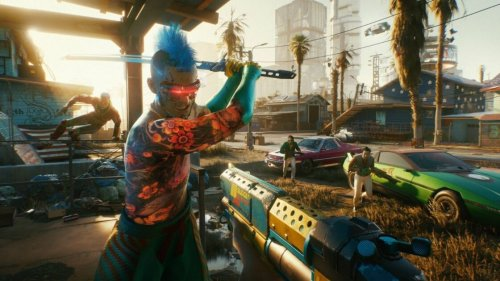 Cyberpunk 2077 Is Back in the PlayStation Store, But Playing on PS4 Isn't Recommended