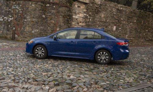2020 Toyota Corolla Hybrid LE Review