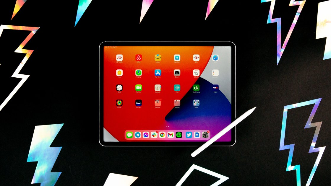 Apple iPad Pro (12.9-Inch, 2021) Review