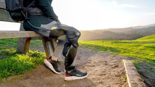 Robotic Brace Could Mean the End of Knee Replacement Surgery for Some