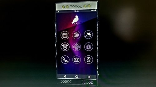 In Marvel's Runaways, the Red Hydrogen One Is the Evil Phone