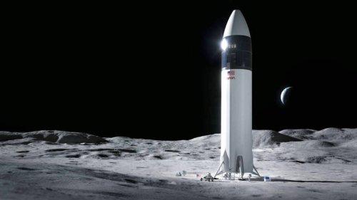 SpaceX Will Build NASA's Artemis Lunar Lander