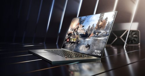 Nvidia RTX 3050 and 3050 Ti Announced in Laptops Starting at $799