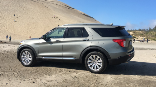 2020 Ford Explorer Limited Hybrid Review