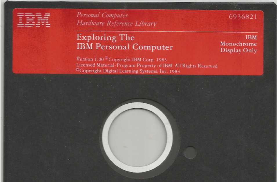 The IBM PC's Killer Apps: Where Are They Now?