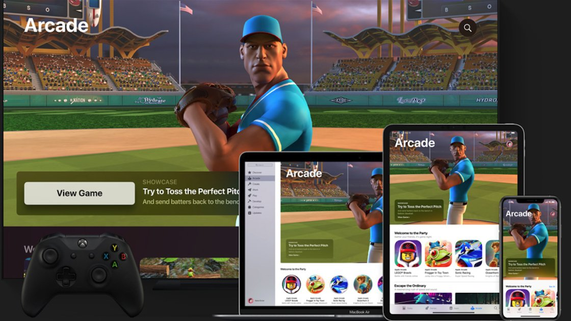 Buy a New Apple Device, Get 3 Months of Apple Arcade for Free