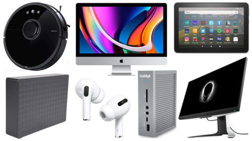 Weekend Deals: $80 Off New Apple iMac 27-Inch, 10TB Seagate Expansion Only $165