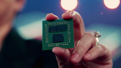 AMD's 3D Chip-Stacking Can Triple the L3 Cache on a Ryzen Processor