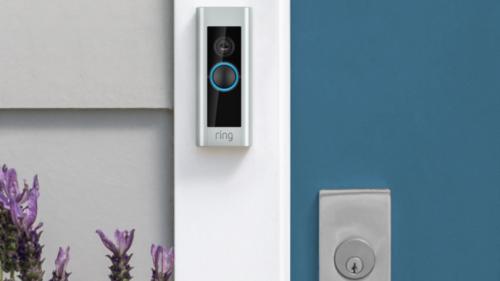 Video Doorbell Maker Ring Partners With 405 Police Agencies