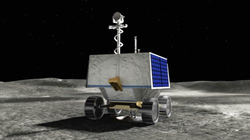 NASA Selects a Very Cold Landing Site for the VIPER Moon Rover