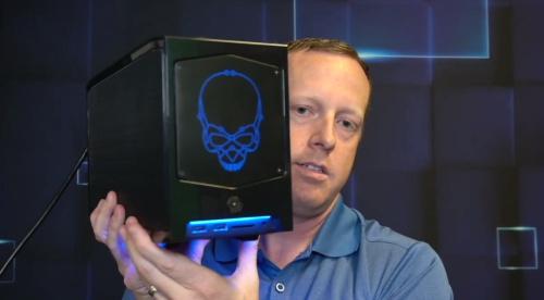 You're an Animal! Intel Teases the 'Beast Canyon' NUC 11 Extreme, a Killer Compact PC