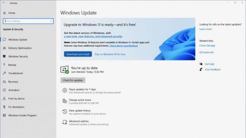 Microsoft Starts Offering Windows 11 Upgrade to More PCs