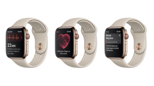 Apple Watch ECG App Will Soon Work for Those With Higher Heart Rates