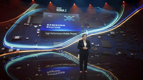 Samsung Exynos Smartphone Chips to Use AMD's RDNA 2 Graphics Technology