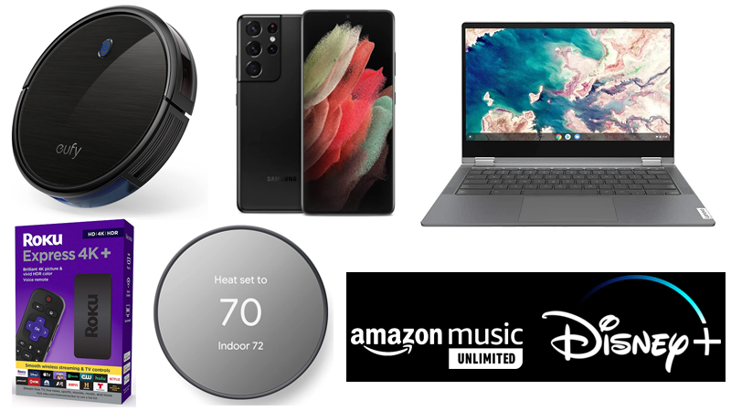 4th of July Deals: $250 Off Samsung Galaxy S21 Ultra, Nest Thermostat for Only $100