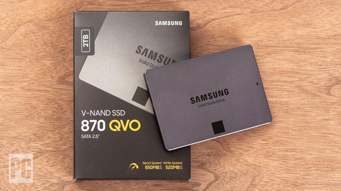 Samsung SSD 870 QVO Review