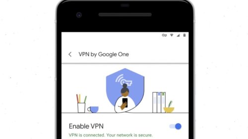 Google to Launch a VPN for Consumers as a Perk to Its Cloud Storage Service